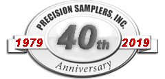 Precision Samplers PSI 30th Anniversary